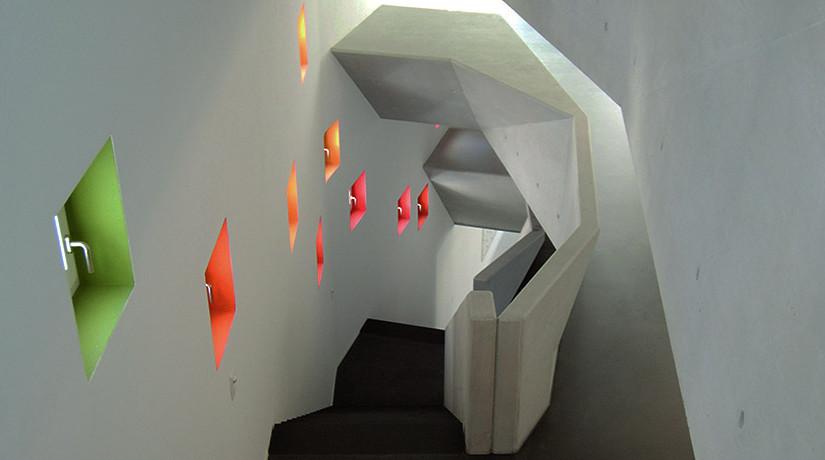 Milyen egy remek kortárs lépcsőház?